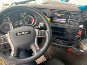 DAF FT XF480 SC ADR АКПП (1 бак 845л)