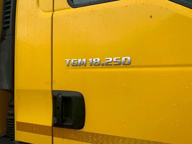 Рефрижератор MAN TGM 18.250