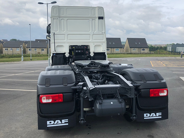 DAF FTT XF530 SC